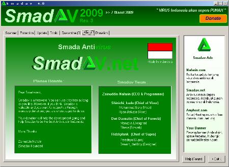 Antivirus SMADAV