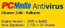 pcmav 2.0b - valkyrie - update 2