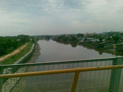 sungai siak, riau