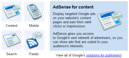 google adsense for wordpress.com