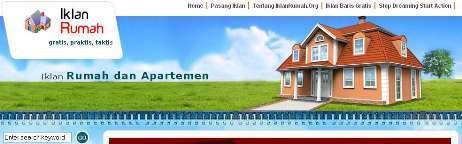 Iklan Rumah dan Apartemen - iklanrumah.org
