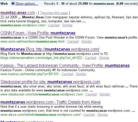 new google.com